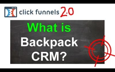 Backpack CRM Walkthrough – ClickFunnels